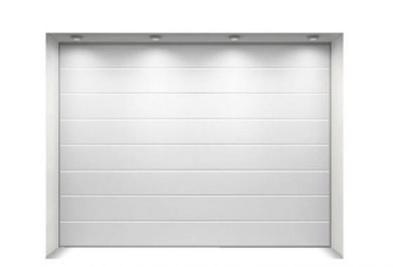 Секционные ворота DoorHan с приводом Sectional-800PRO