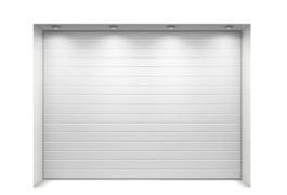 Ворота DoorHan RSD02 SLP 2500/2200 ручное